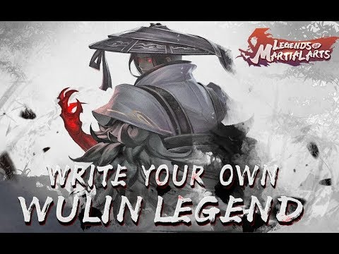 Legends Of Martial Arts [ Android IOS APK ] Potian Gameplay