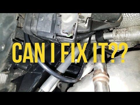 Air suspension leak fix?