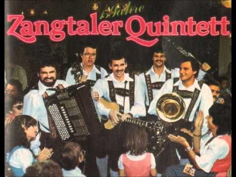 Zangtaler Quintett - Ich Schenk Dir Nur Rote Rosen, D'Votaleit, Annemarie (1982)