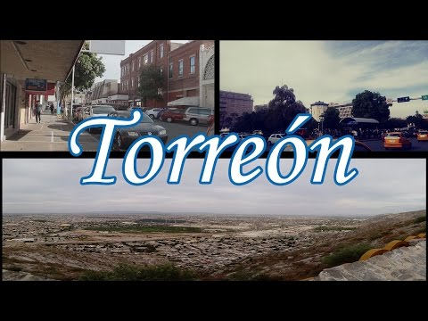 Un paseo por el centro de Torreón