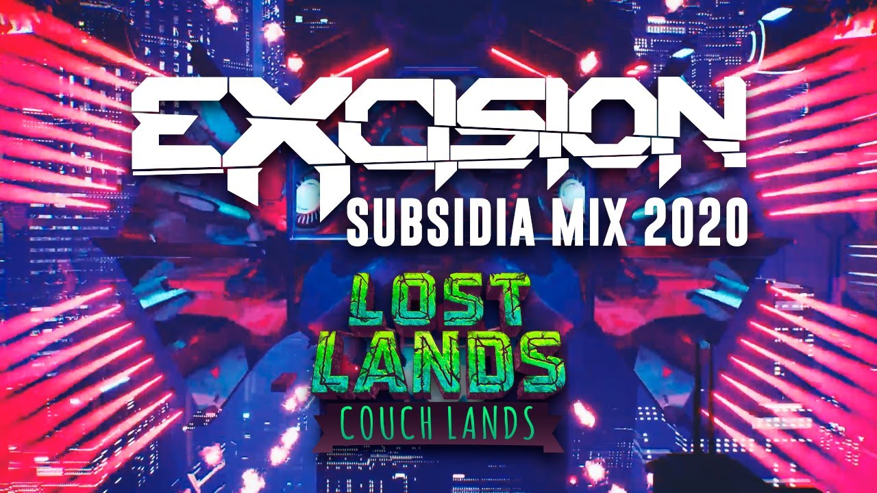 Download Excision Subsidia Virtual Stage Mix 2020 | Lost Lands: Couch Lands Exclusive