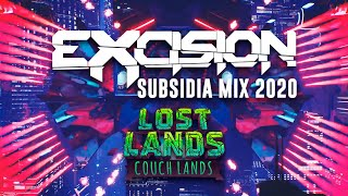 Excision Subsidia Virtual Stage Mix 2020 | Lost Lands: Couch Lands Exclusive