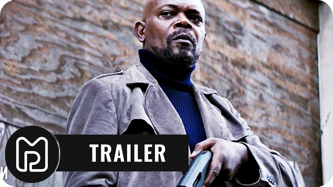 SHAFT Trailer Deutsch German (2019) Netflix Film