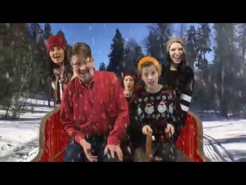 Ballard Family Sleigh Ride