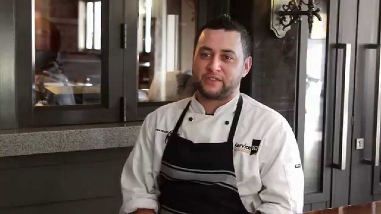 Chef - How to enter the job