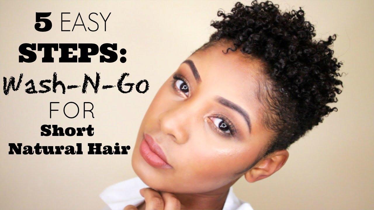 5 easy steps wash &