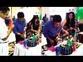 Surya 40th Birthday Celebration   Jyothika,Sivakumar, Karthick