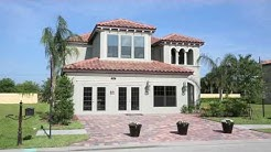 Montecito Community Cianna Model in Satellite Beach Florida by Mercedes Homes