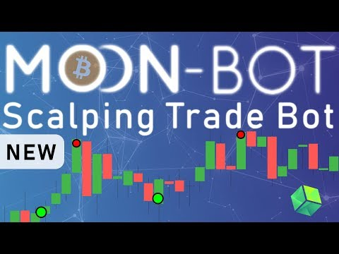 MoonBot Cryptocurrency SCALPING TRADE BOT | Overview