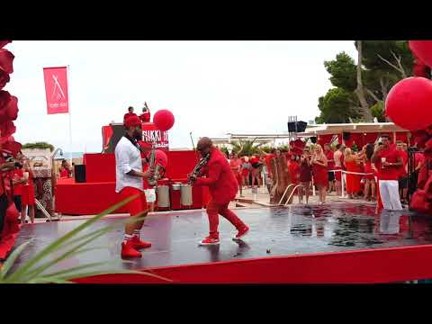 Nikki Beach Red Party 2017