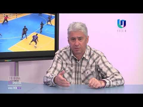 """TeleU: Petre Ivanovici la """"Tribuna polisportivă"""""""