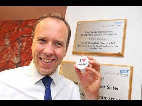 Home | Croydon Health Services NHS Trust