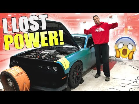 All These Mod's Made My Hellcat Slower 🤬.. I've Just Wasted Thousands Of Dollars SMFH 🤦🏽♂️!!