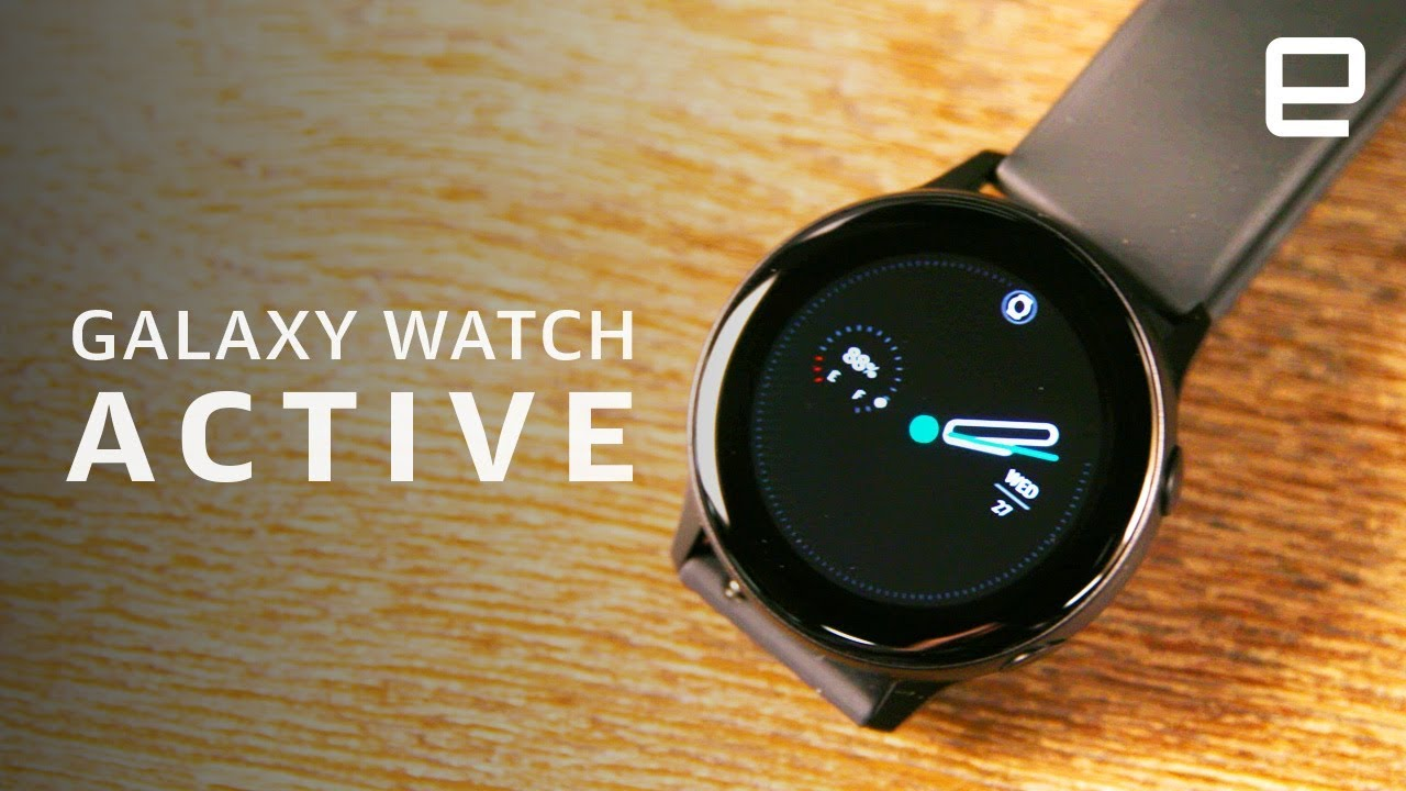 97267bb7e Samsung Galaxy Watch Active Review: Premium qualities, thin and light body