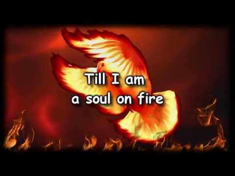 Soul On Fire   Third Day   Worship Video with lyrics