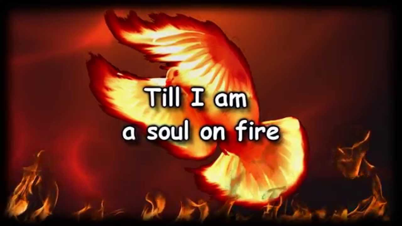 Image result for song soul on fire