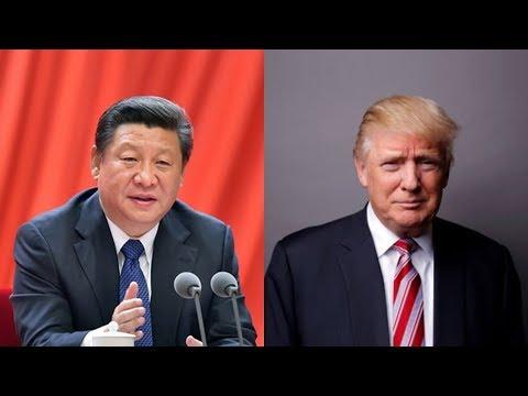 Conversation over phone between President Xi and Trump over Korean Peninsula tensions