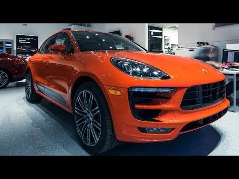 2019 Porsche Macan Turbo Review