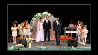 Венчание Виталий и Катя 03.11.2013