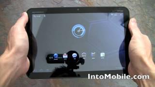 REVIEW: Motorola XOOM Android Honeycomb tablet hardware tour (Verizon)