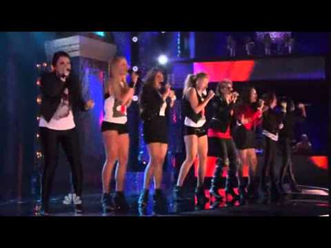 "1st Performance - Delilah - ""Grenade"" by Bruno Mars - Sing Off - Series 3"
