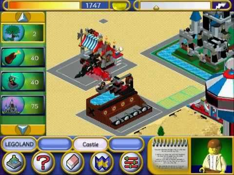 Legoland PC CD Rom Game Play (2) - YouTube