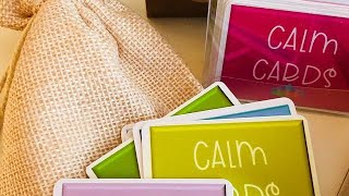 Calm Cards
