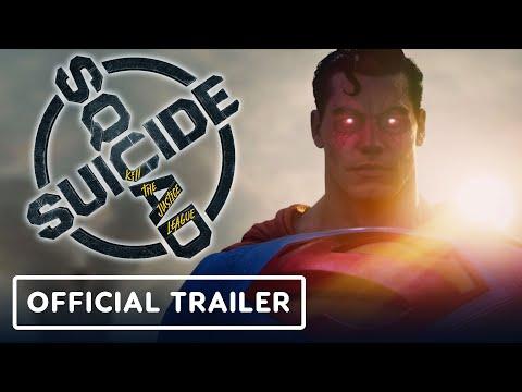 Злий Супермен в першому трейлері гри Suicide Squad: Kill the Justice League