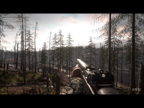 Hell Let Loose Gameplay (PC HD) [1080p60FPS]