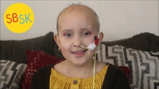 Sofi's Strength (Stage 4 Pediatric Brain Cancer)