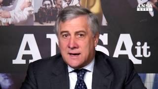 Forum ANSA con Antonio Tajani