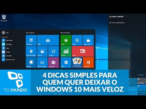 4 Dicas Simples Para Quem Quer Deixar O Windows 10 Mais Veloz