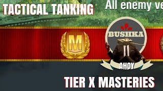 Tactics Time Tier X Mastery Games World of Tanks Blitz