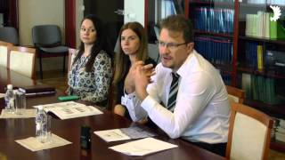 Minority rights: ISHR and BdV representatives visit the Supreme Administrative Court of Lithuania