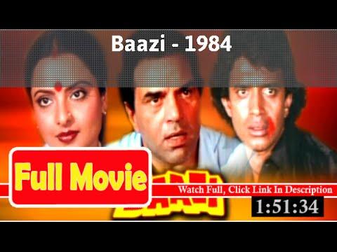 Baazi (1984) *Full MoVies*#*