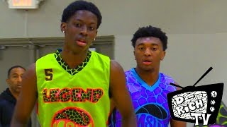 Kyree Walker and Terrence Clarke Take Over Indy! 2018 MSHTV Camp Alumni Game