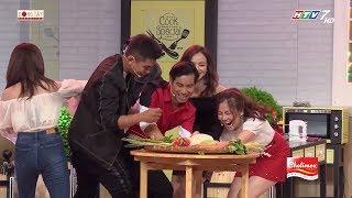 Vì củ gừng 2 vợ chồng Ngọc Lan, Thanh Bình tranh giành nhau quyết liệt   Khi Chàng Vào Bếp - Mùa 2