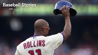 Jimmy Rollins on Becoming Philadelphia's All-Time Hits Leader | Baseball Stories