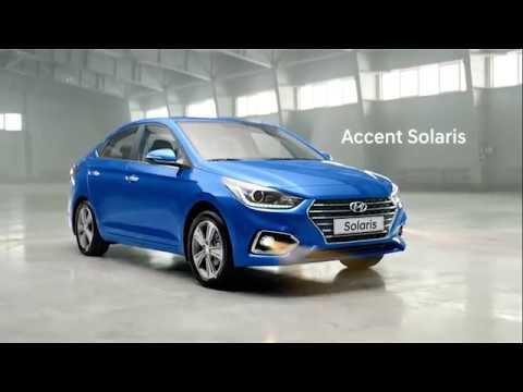 Hyundai Accent Solaris - YouTube