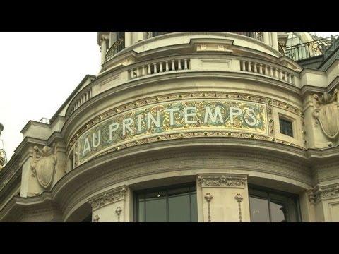Qatari investors to take over Printemps stores