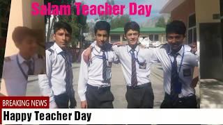 Salam Teachers Day   happy teacher Day   Sir Ahmad Shah Math Teacher