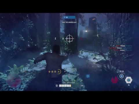 51 Finn killstreak Star wars battlefront 2