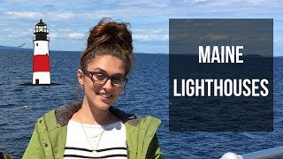 Lighthouses In Maine!