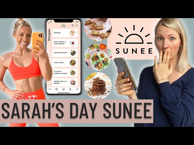 Dietitian Reviews Sarah's Day SUNEE (WATCH BEFORE YOU BUY!)