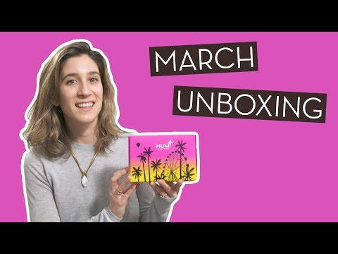 March 2019 Unboxing – Festival Ready Essentials!}
