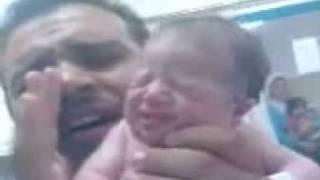 Repeat youtube video ماشاء الله تعالى .....ماذا يحدث عند ولادة الطفل الاسلامى