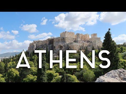 ATHENS, GREECE   travel vlog