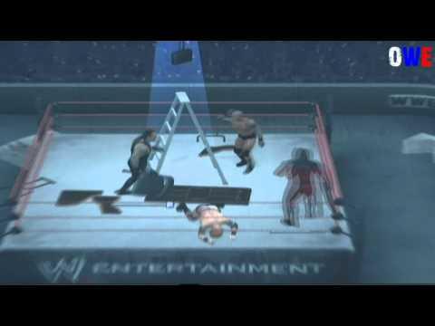 WWE Smackdown vs. Raw 2011 Kane vs. Undertaker vs. Heath Slater vs. Randy Orton