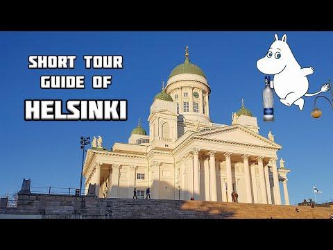 Guide to Helsinki