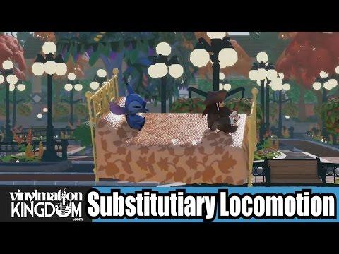 Disney Infinity 2.0 Substitutiary Locomotion Toy Box